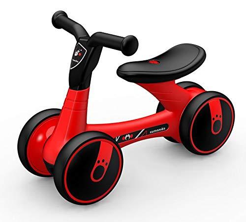 NMBE Bicicleta para bebés, Bicicleta para niños pequeños, niños de ...