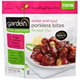 Gardein Sweet and Sour Porkless Bites, 10.5 Ounce - 8 per case.