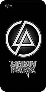 Linkin Park Chains-Hard Black Plastic Snap - On Case-Apple Iphone 5 - 5s - Great Quality!