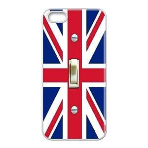 Custom Music Jukebox Cover Case, Custom Hard Back Phone Case for iPhone 5/5G/5S Music Jukebox