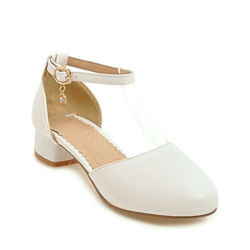 Sandalias Sandalias Chanclas Verano Alto Zapatos señoras heelsWomen LI Toe BAJIAN Zapatos Peep Bajos PafZBfI