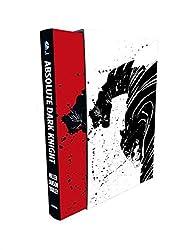 Batman: Dark Knight Absolute Edition: (Hardcover mit Schutzumschlag im Schuber)