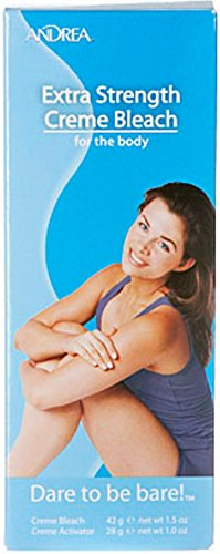 Andrea Extra Strength Creme Bleach for the body 1 kit