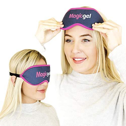 Hochwertige aufheizbare Augenmaske - Die beste Wärmekompresse für die Behandlung von trockenen, geschwollenen, müden und/oder gereizten Augen, Blepharitis, Lidrandenzündung, Meibom-Drüsen-Dysfunktion.