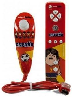 Indeca - Indeca Pack Mandos Weenicons España Para Wii: Amazon.es ...