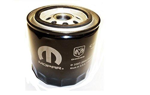 Mopar 05281090AB Oil Filter (Cherokee 2000 Mopar)