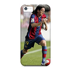 Iphone 5c LeL6679PodG Provide Private Custom High-definition Messi Skin Best Hard Cell-phone Case -DrawsBriscoe
