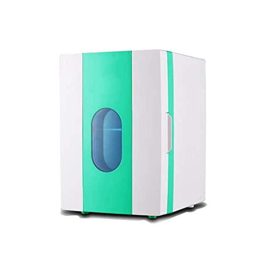 Feifei Mini Nevera Mini refrigerador Compacto, congelador para ...