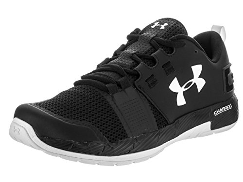 Under Armour Mens Commit Black/White