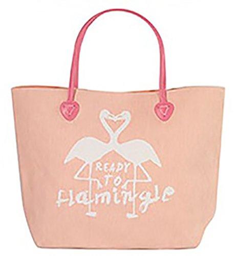 Cloth Bari Bag Rosé Weiß Womens xXndagA
