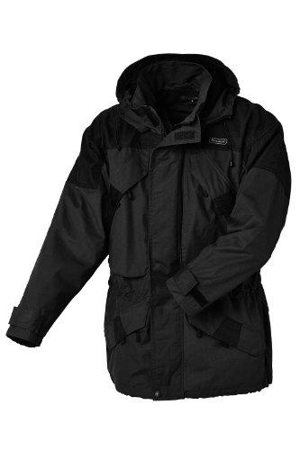Pinewood Unisex Funktionsjacke Lappland Extrem, dunkelgrau/schwarz, L, 9093