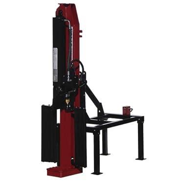 BOSS INDUSTRIAL 3PT34T25 3PT Horizontal/Vertical Log Splitter, 34 Ton