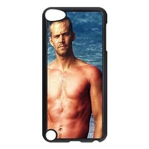 GGMMXO Paul Walker Phone Case For Ipod Touch 5 [Pattern-1]