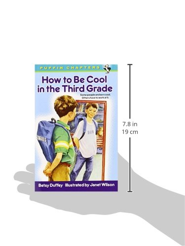 How to Be Cool in the Third Grade (Puffin Chapters): Betsy Duffey ...
