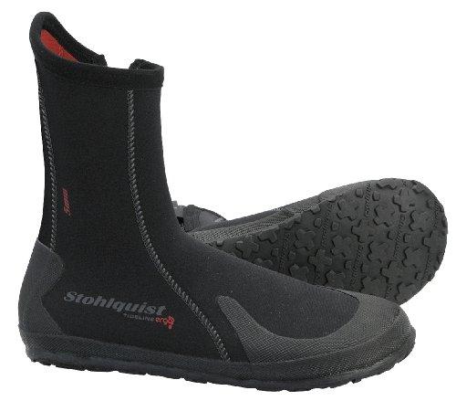 Stohlquist Men's Tideline Boots, Black, 9