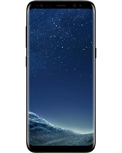 Samsung Galaxy S8 Unlocked Phone, Black