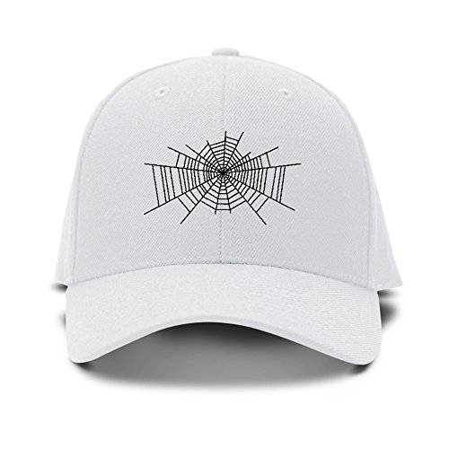 Speedy Pros Spider Web Halloween #1 Embroidered