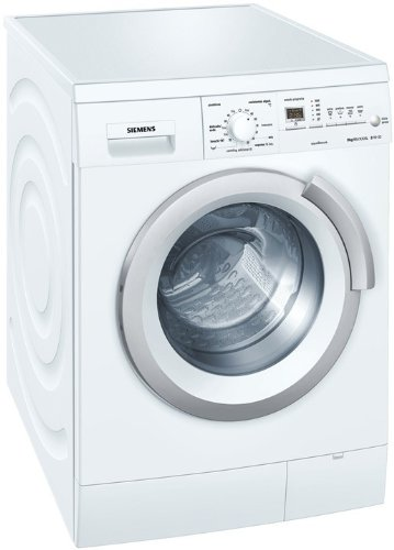 Siemens WM10S321EE Independiente 8kg 1000RPM Color blanco Carga frontal - Lavadora (Independiente, Carga frontal, A, Color blanco, LED, Izquierda)