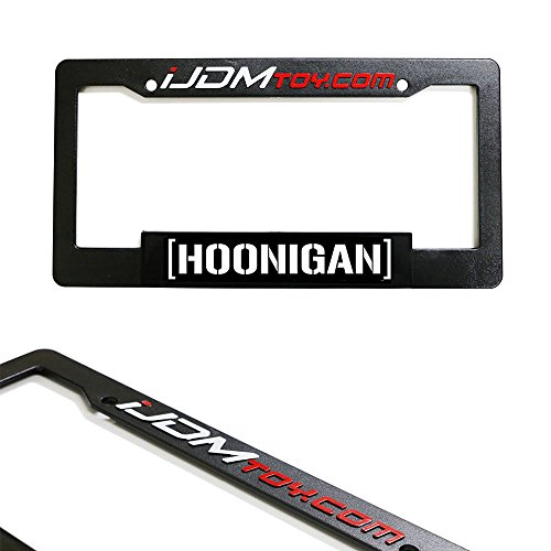 lowered license plate frame - 7