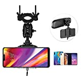 Linkstyle Car Phone Holder Rearview Mirror Mount Stand Holder Cradle for iPhone XR XS Max X 8 8 Plus 7 7 Plus SE 6s Samsung Galaxy Note S9 S8 LG Huawei Google Nexus Sony Nokia and More