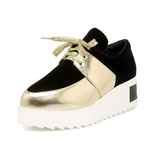 Gold Womens Colors Assorted Structured Travel APL10751 Shoes Urethane BalaMasa Pumps AwtqzdzZ