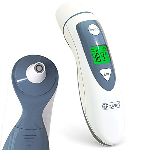 Review Medical Ear Thermometer with