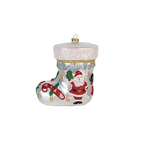 Fitz and Floyd Coleen Christian Burke Kennedy White House Christmas Ornament, ()