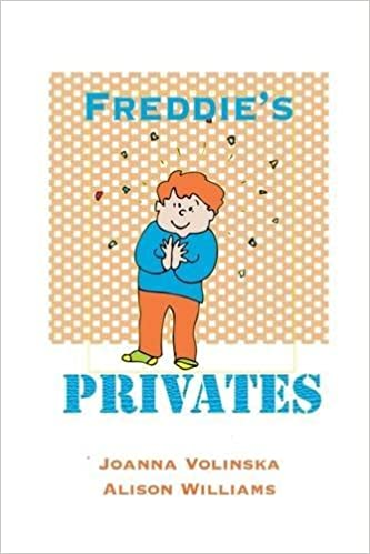 Book Freddie's Privates (Freddie Moroon and Friends) by Joanna Volinska (2015-11-16)