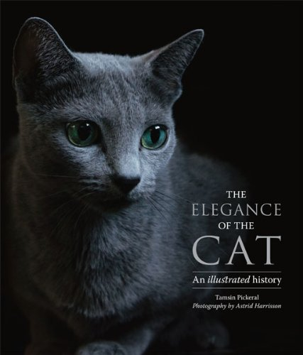The Elegance of the Cat: An Illustrated History by Barron's Educational Series