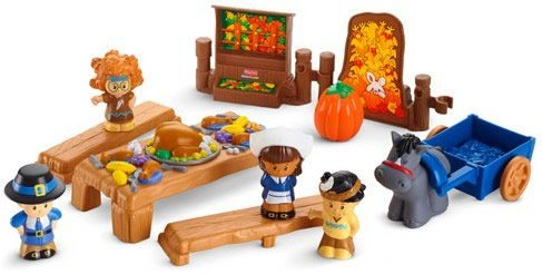 Fisher Price Little People Thanksgiving -