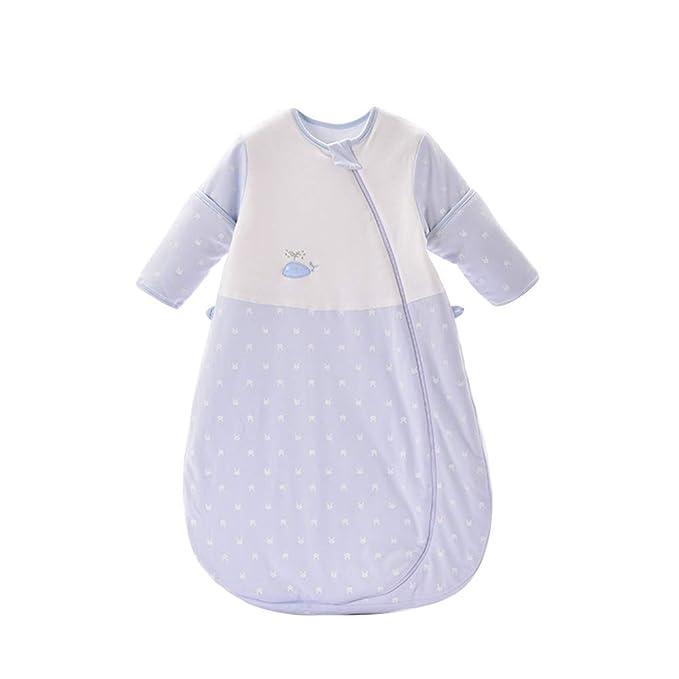 IEUUMLER Winter Saco de Dormir para bebé y recién Nacido IE047 (90cm, Blue)