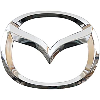 2004 2006 mazda 3 mazda 6 front grille emblem. Black Bedroom Furniture Sets. Home Design Ideas