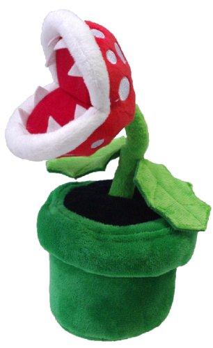 Little-Buddy-Official-Super-Mario-Plush-9-Piranha-Plant
