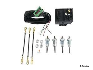 Bosch 0 250 201 955 Juego de reequipamiento, sistema de incandescencia rápido