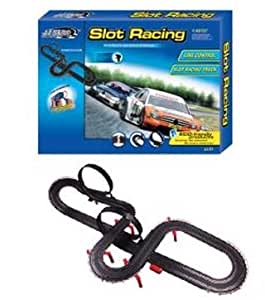 Euro Rally Racing 1:43 Scale Slot Car Racing Track