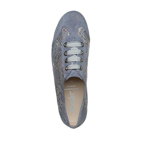 Semler Damen Nele Sneaker Blau (Aqua)