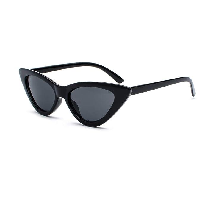 Amazon.com: Gafas de sol coloridas con forma de corazón para ...
