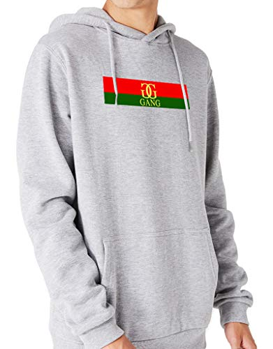 D Molly Rose Hoodie Ulterior New Clothing Gris Flag Gang G Double Pump Lil RaRqzS