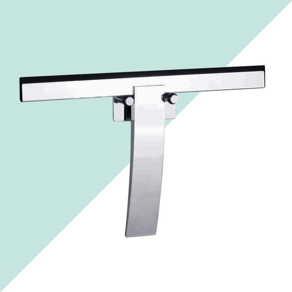 TOPBATHY - Rascador de limpiaparabrisas mamparas de baño, Ducha, Espejos, Puertas y Ventanas (Plata): Amazon.es: Hogar