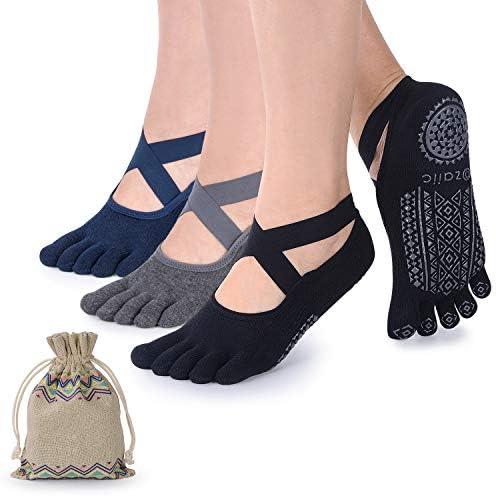 Socks Non Slip Pilates Ballet Fitness product image