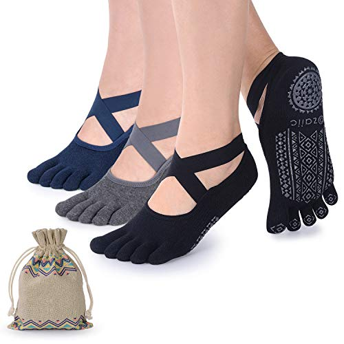 Ozaiic Yoga Socks for