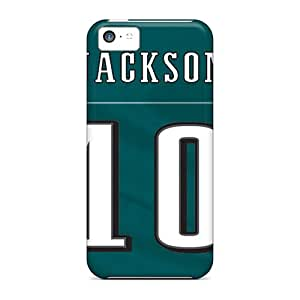 MiniBeauty Snap On Hard Case Cover Philadelphia Eagles Protector For Iphone 5c