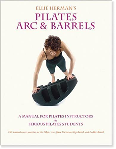 Book Ellie Herman's Pilates Arc & Barrels by Ellie Herman (2010)