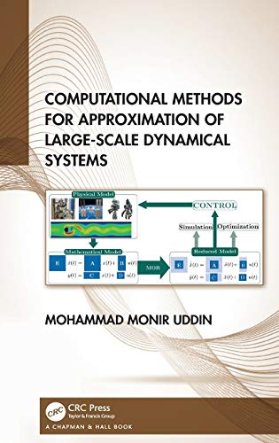 Computational Methods for Approximation of Large-Scale Dynamical Systems Front Cover