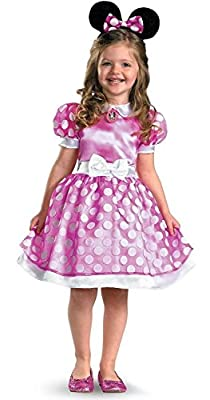 Minnie Mouse Clubhouse Classic Costume