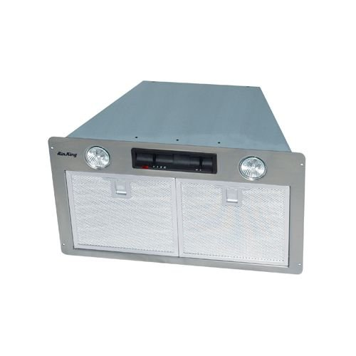 Air King SEV24S 24 Inch 450 CFM 3-Speed Under Cabinet Power Pack Range Hood with, Stainless Steel