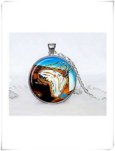 (yi sheng SALVADOR DALI PENDANT Soft Watch at the Moment of)