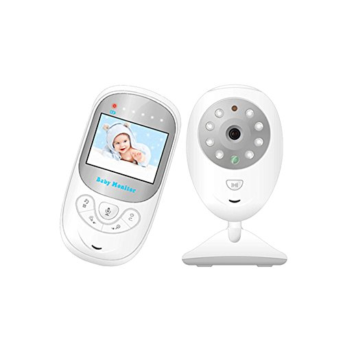 Adventurers Wireless 2.4' Baby Monitor Baby Camera With Night Vision,Cring Warning & Two Way Communication adventurers