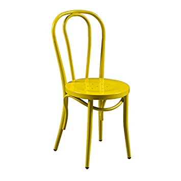 Cool Kitchen Dining Chair Bentwood Style Metal Curvy Classic Design Indoor And Outdoor Use Very Strong And Durable Machost Co Dining Chair Design Ideas Machostcouk