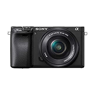 Sony Alpha ILCE-6400L 24.2MP Mirrorless Camera (Black) with 16-50mm Power Zoom Lens (APS-C Sensor, Real-Time Eye Auto… 9